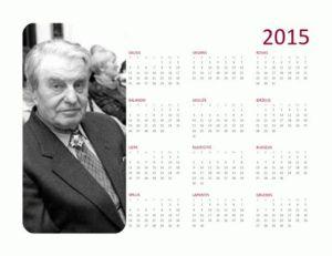 2015 m. kalendorius